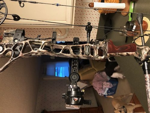 FS: Mathews Halon 32/6     50-60#     28 5