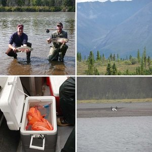 AK Fishing Aug 09